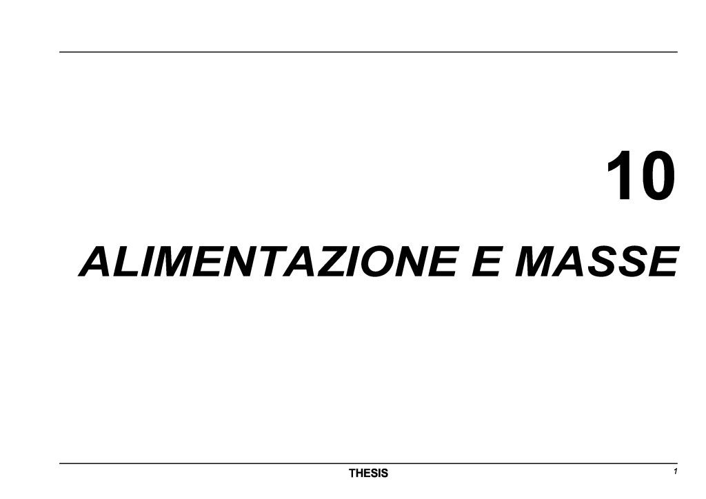 Azzeramento service lancia thesis